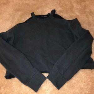 Pacsun sweatshirt. Shoulder cut out